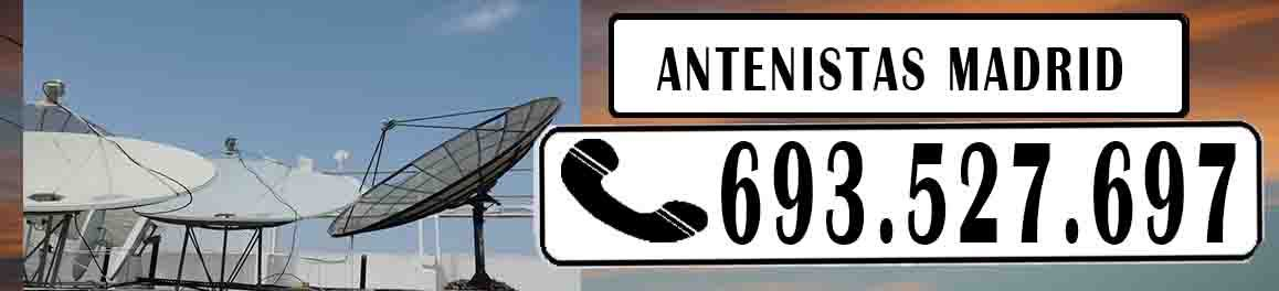 Antenistas El Pardo Urgentes